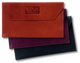 black, Burgundy and hunter brown legal document cases