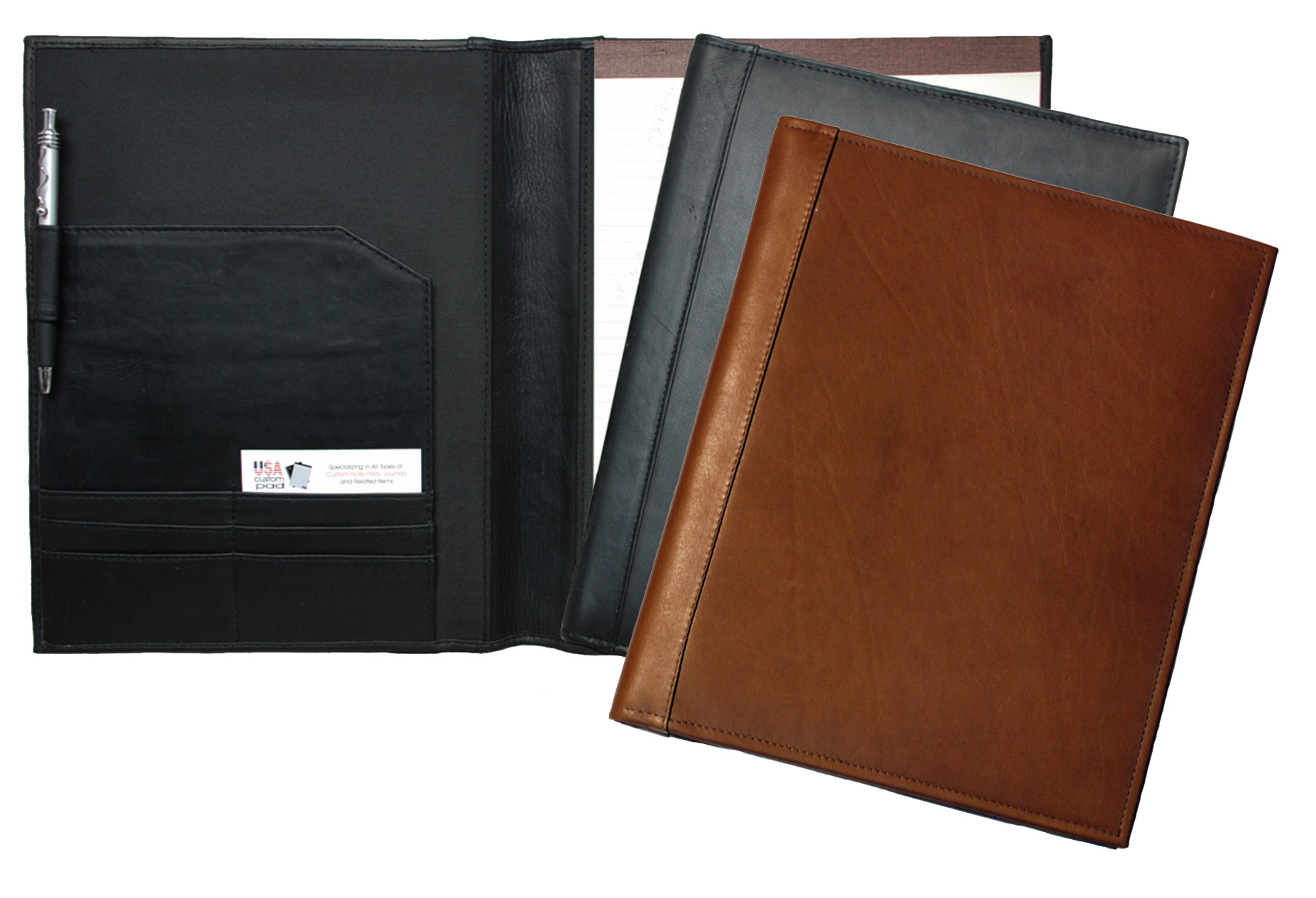 Black Leather Resume Portfolio Eliolera Com